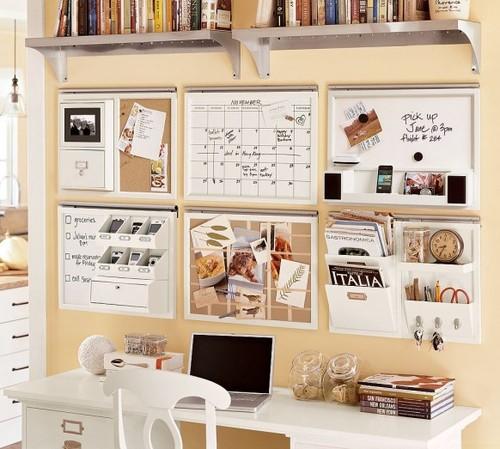 Desk Organization