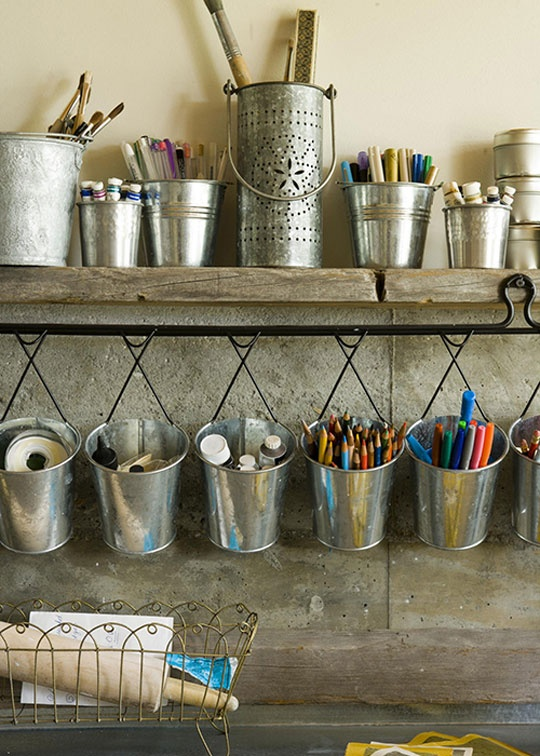 Galvanized tin organization